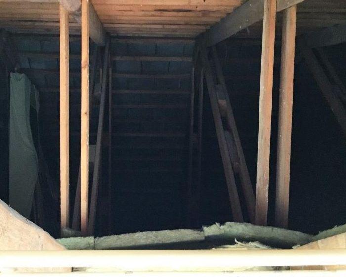 hems under loftet